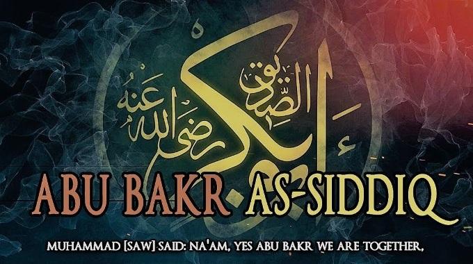 ABU BAKR SIDDIQ First Caliph of Islam – Whyacceptislam